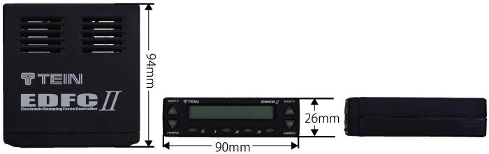 EDFCII Controller Images