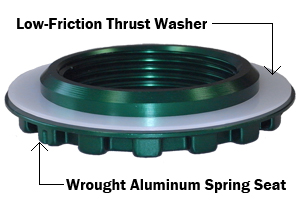 Spring Seat & Low-Friction Thrust Washer