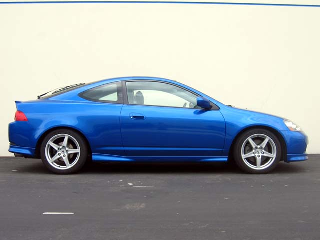 ACURA RSX - 2002 acura rsx lowering springs
