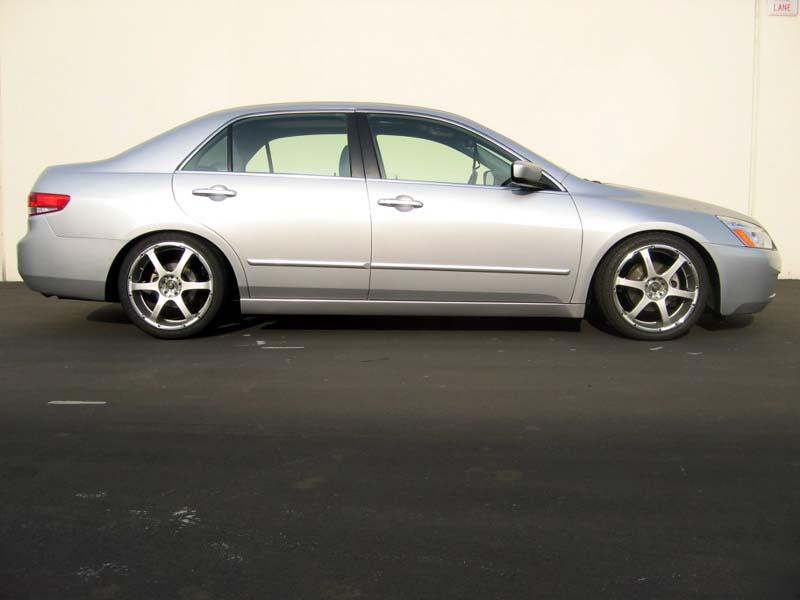 La Cm on 2003 2007 Honda Accord